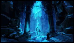 Ice Dragon Artifact