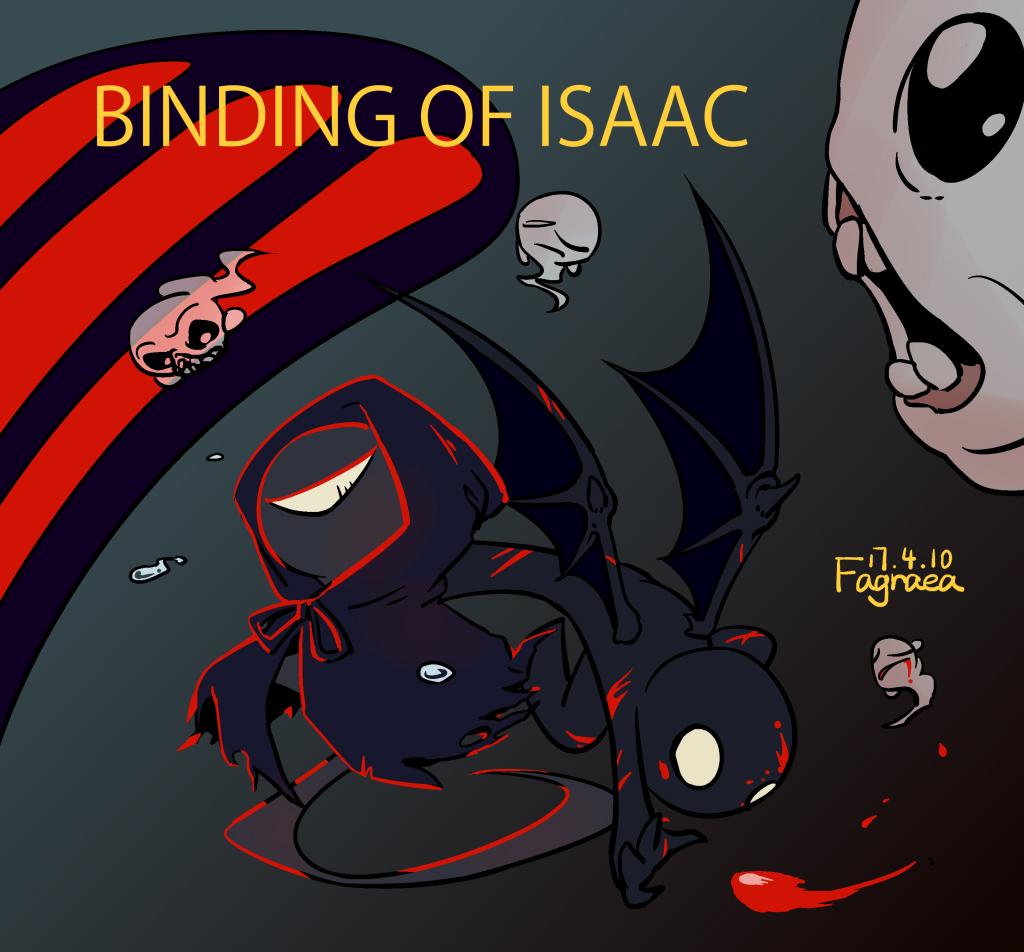 Binding Of Isaac-LOST By Fagraea On DeviantArt