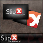 SLip-X Business Card