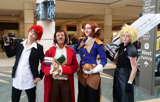 MegaCon Fan Days Nov. 2015