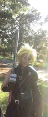 ShadoCon: Cloud Strife