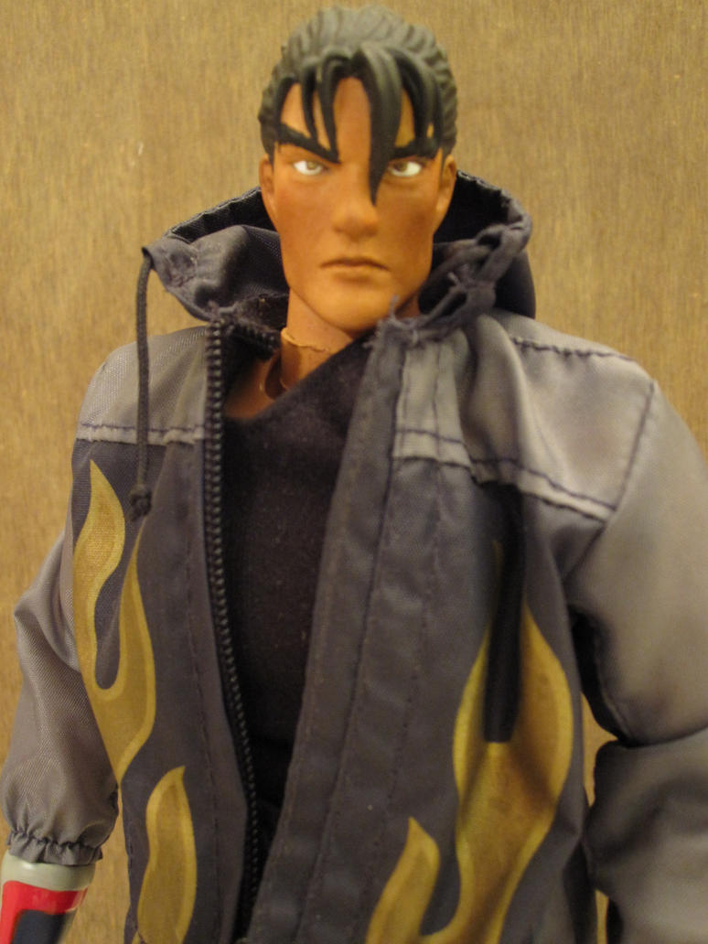 tekken 4 jin kazama by efrece on deviantart
