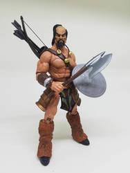 Shang-Chi Master of the Art of War