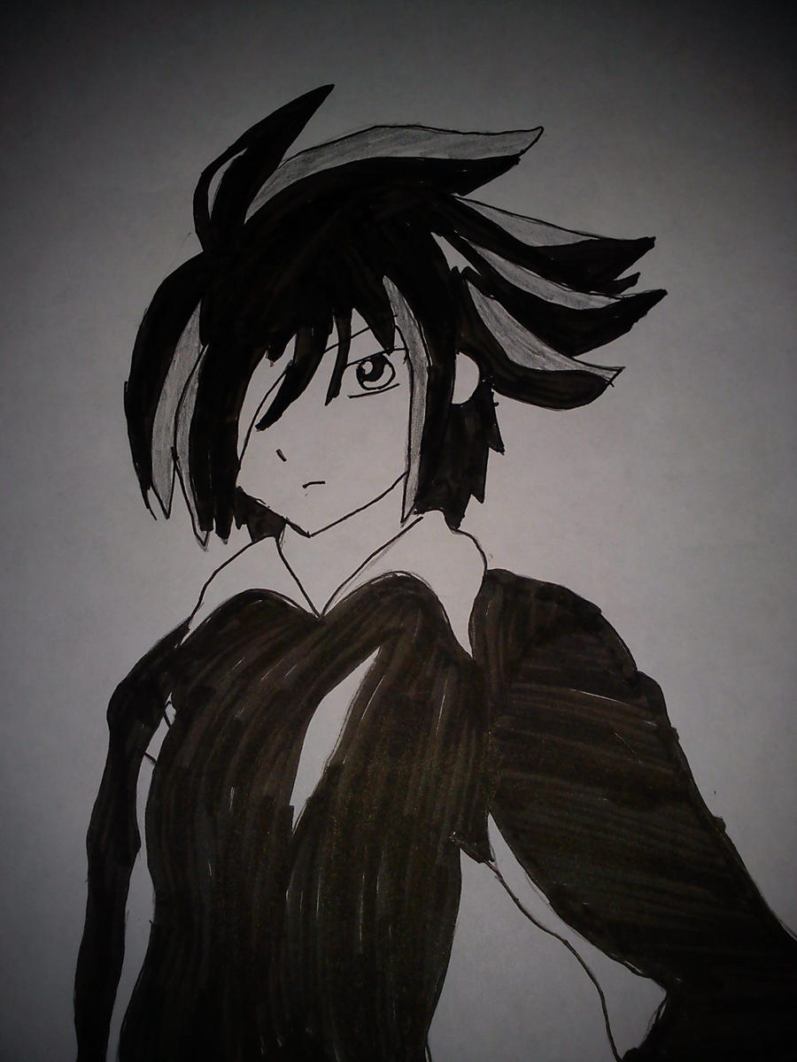oc based off of shadow the hedgehog by kyomora on deviantart