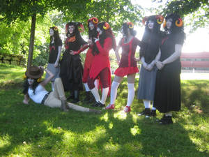 Aradia and the megido family
