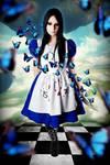 Alice Liddell Cosplay 12