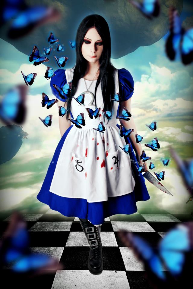 Alice Liddell Cosplay 12 by LucyIeech