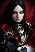 Alice - Royal Suit by LucyIeech