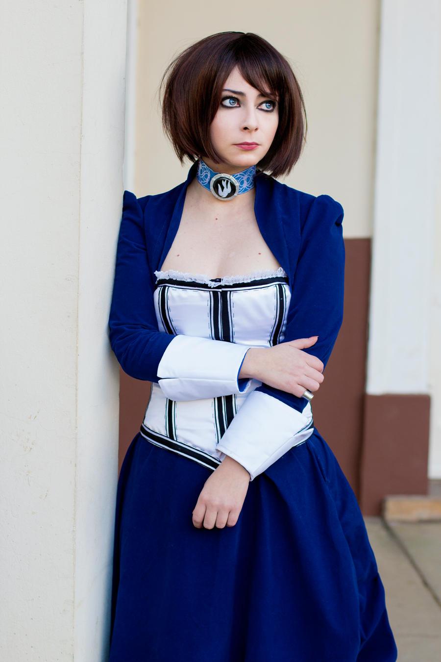 Elizabeth - Bioshock Infinite by LucyIeech