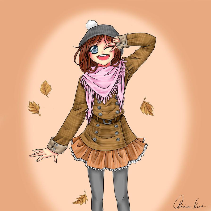 Cute girl drawings tumblr