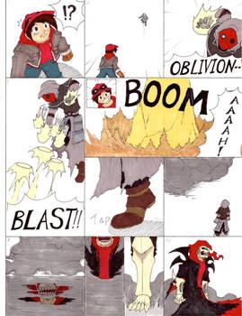Battle from Oblivion