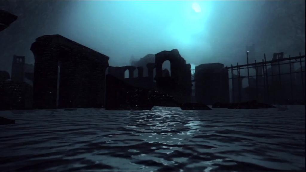 New Londo Ruin by Jacob-Cross