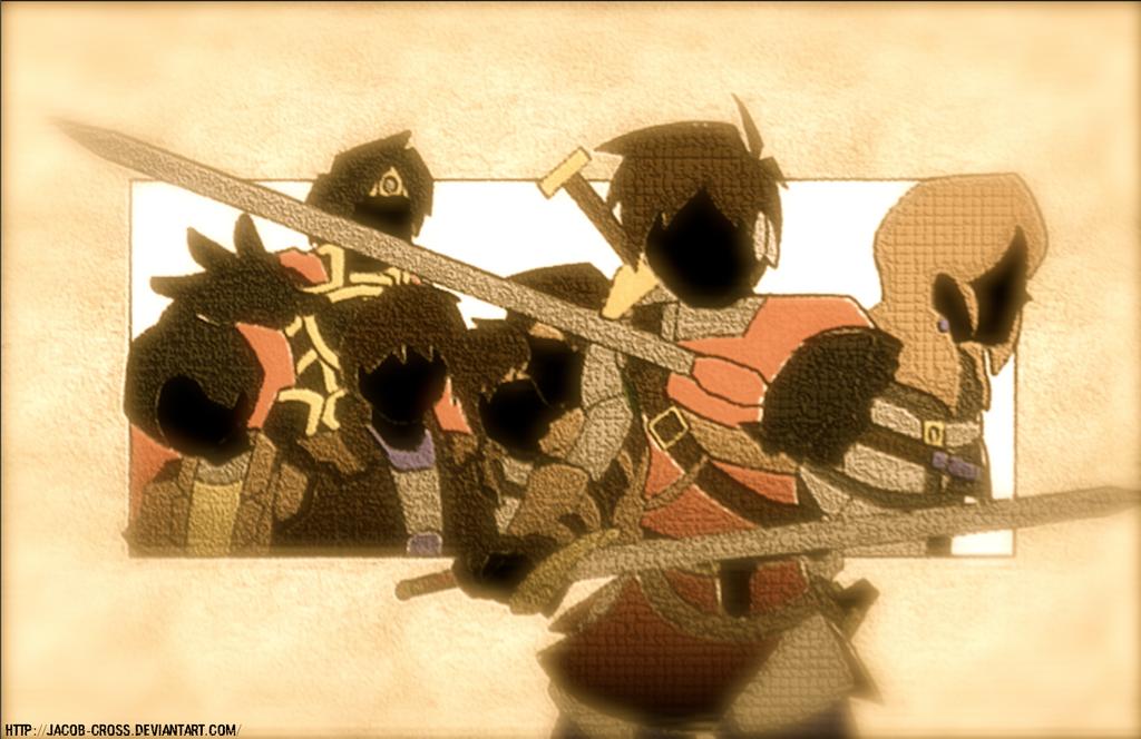 HE-TTC: Ask OCs [Heroes of Memory] by Jacob-Cross