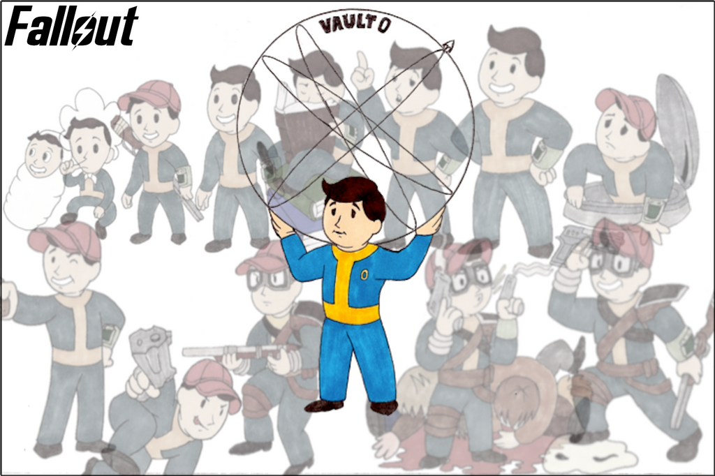 HESW/FO: My Life in Fallout by Jacob-Cross