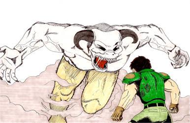 HESW/DOOM: Gods vs Demons 2 by Jacob-Cross