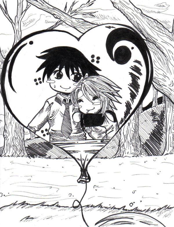 Happy Valentine's Day 2008 by Kissu-Kisshu