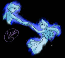 Stellar Love by Bluetita