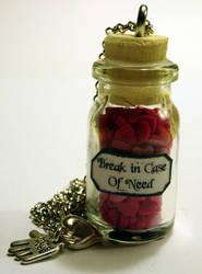 Rescue Jar Pendant by Alusaf