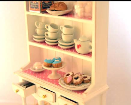 Miniature Kitchen Dresser 2