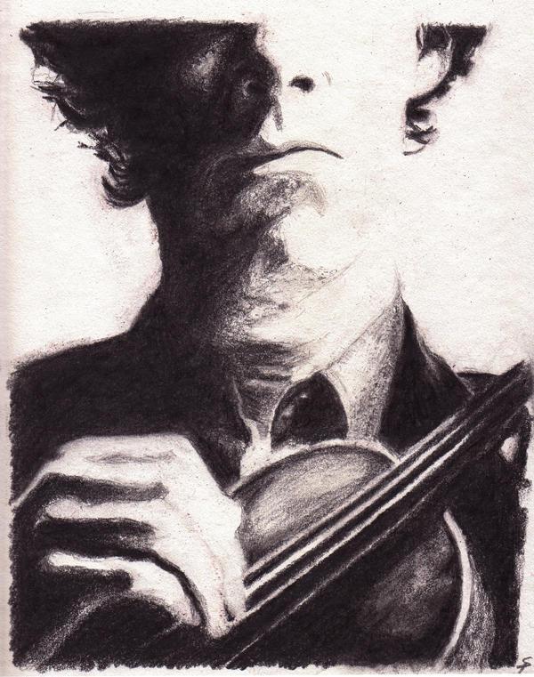 Sherlock: Master of the Violin by Shingel