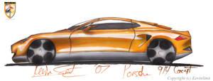 SD 914 Concept Sketch