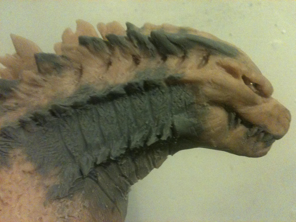 Godzilla by Planetshogun