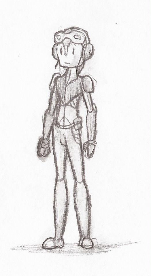 Lunarian Soldier