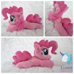 Palm sized Pinkie Pie by PlushbyLumi