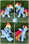 Rainbow Mash by PlushbyLumi