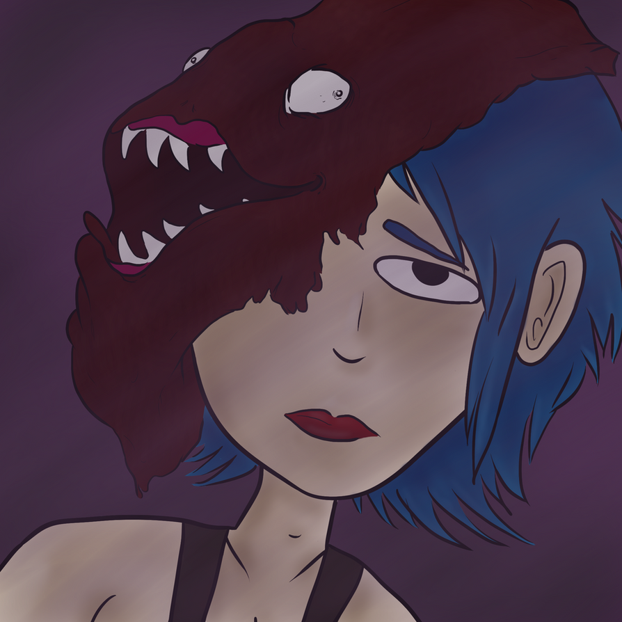 cute girl skin hat by WrathOfFi