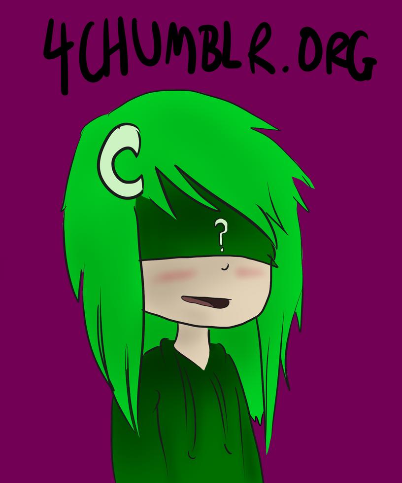 4chumblr fanart by WrathOfFi