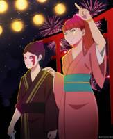 Konoha Festival by natsuseiro
