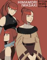 himamori's evolution by natsuseiro
