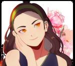 CM: Kyoko Shiraiwa