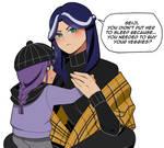 [BNHA] seiji can't dad