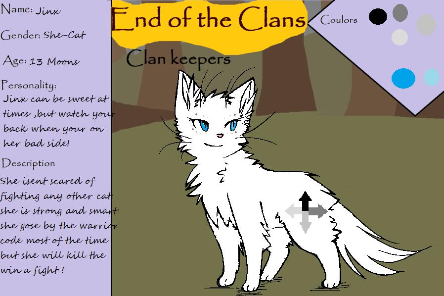 Clans Char By Ask Scourge Cat Deviantart – Fondos de Pantalla