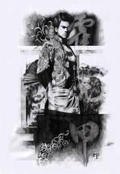 Jay Chou - HuoYuanJia by cacingkk