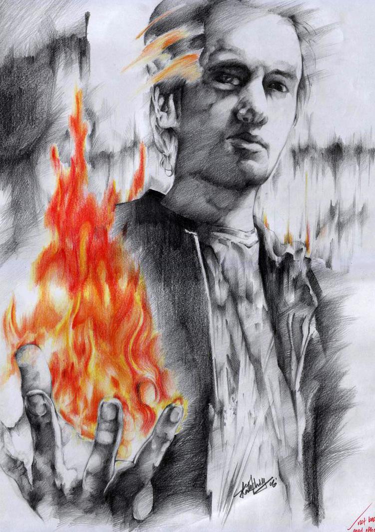 Pyro by cacingkk