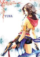 Yuna by cacingkk