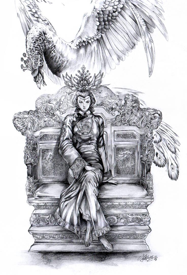 Queen by cacingkk