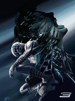 Spiderman 3 by cacingkk