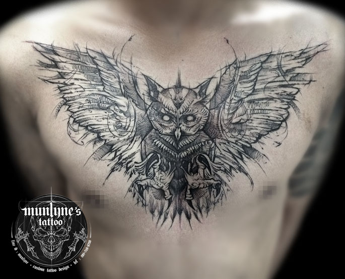 Owl2 by munlyne