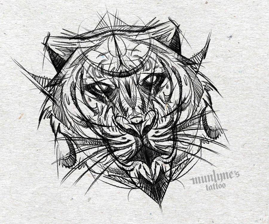 Tiger 02 by munlyne
