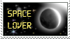 SpaceLover Stamp by BobOfTibia