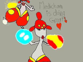 Pipo Techyon`s Medicham