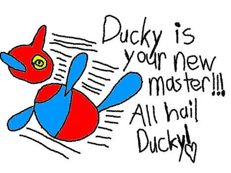 Ducky the Porygon Z