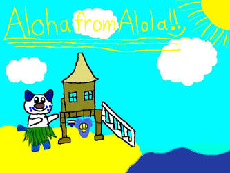 Aloha from Alola