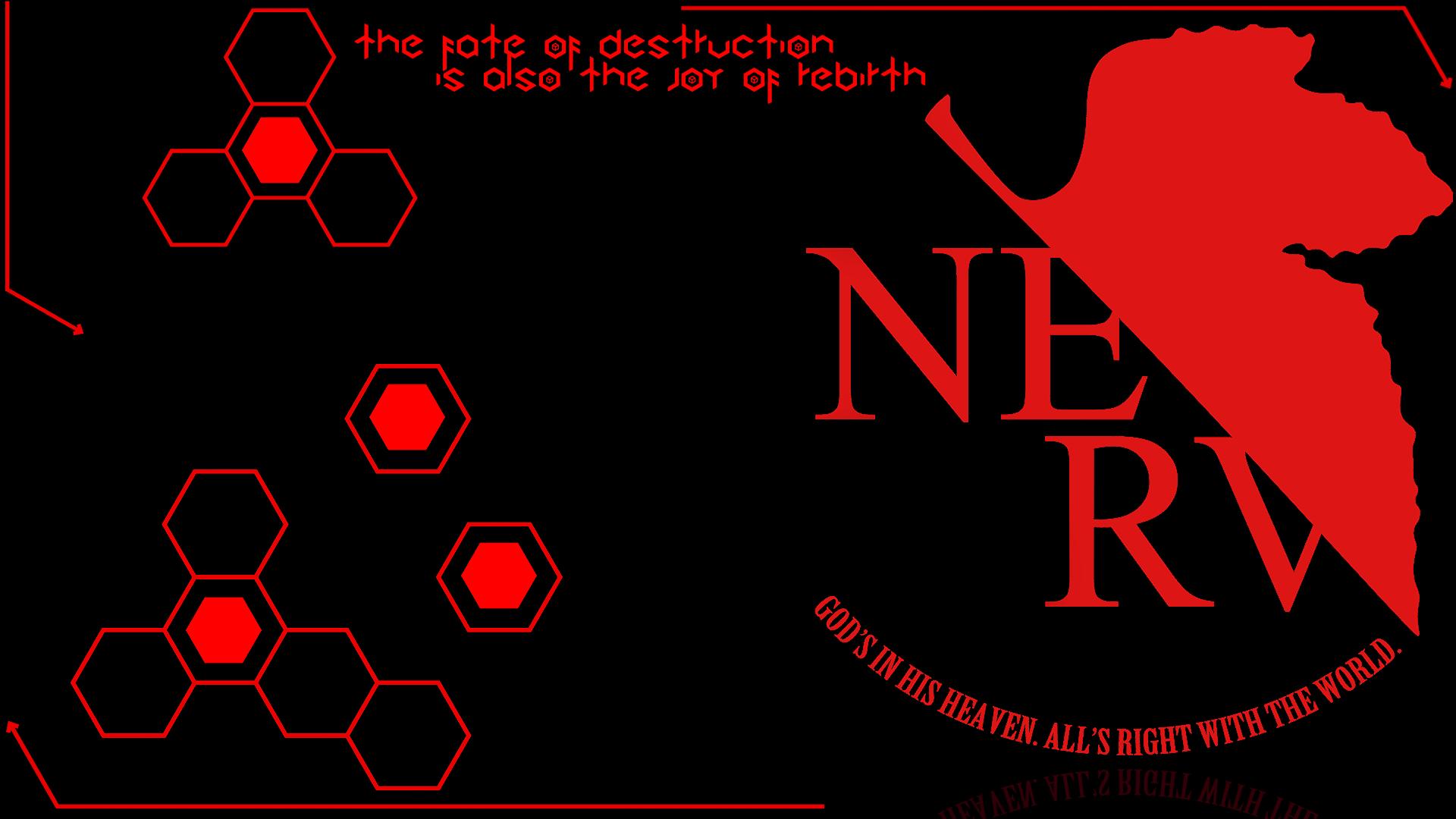 Evangelion S Nerv By Drace Sylvanian On Deviantart