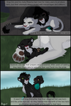 Lies From Within - Page 1 - Redrawn by WolvesWoodGlen