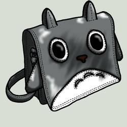 DRACODOPTABLES: Traveler Bag